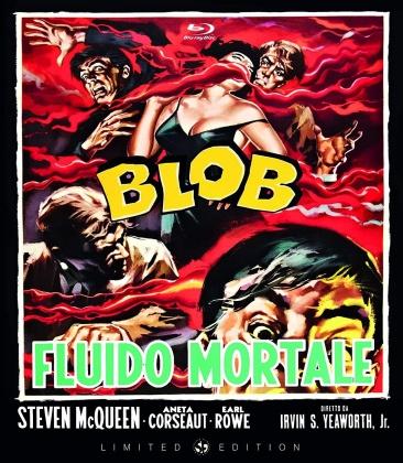 Blob Fluido Mortale - (Edizione Limitata e Numerata (1958) (2 Blu-ray + CD)