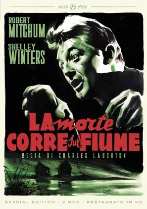 La morte corre sul fiume (1955) (Noir d'Essai, Restaurato in HD, n/b, Edizione Speciale, 2 DVD)