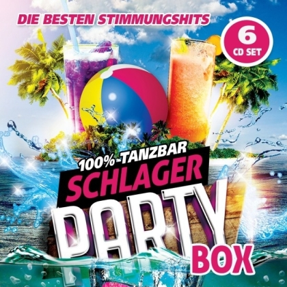 Schlager Party Box (6 CDs)