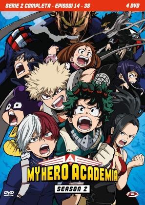 My Hero Academia - Stagione 2 completa (4 DVD)