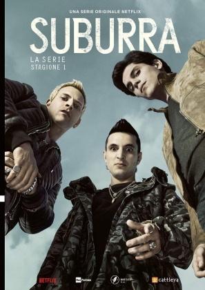 Suburra - La Serie - Stagione 1 (Riedizione, 3 DVD)