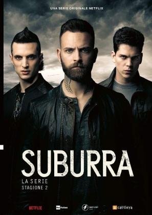 Suburra - La Serie - Stagione 2 (Riedizione, 3 DVD)