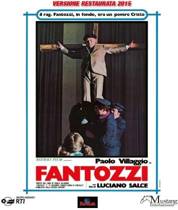Fantozzi (1975) (La Cineteca di Gianni Cannova, Neuauflage)