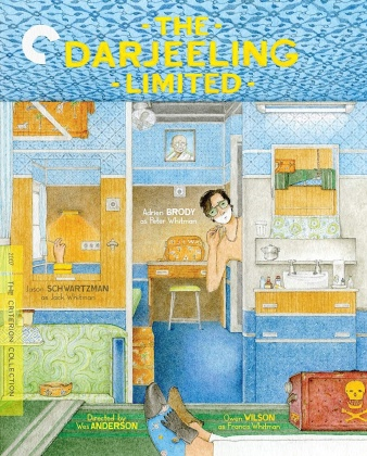 The Darjeeling Limited (2007) (Criterion Collection)