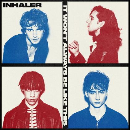 Inhaler - It Won't Always Be Like This (Black Vinyl, LP)