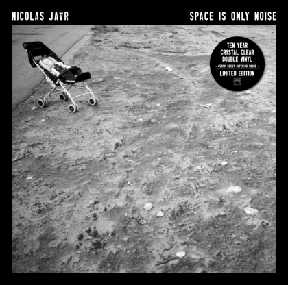 Nicolas Jaar - Space Is Only Noise (10th Anniversary Edition, Crystal Clear Vinyl, 2 LPs)