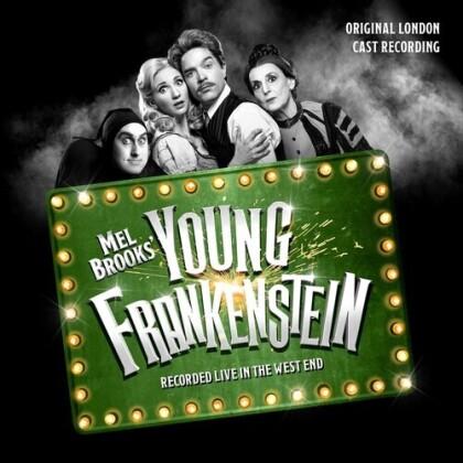 Mel Brooks' Young Frankenstein - Original Cast