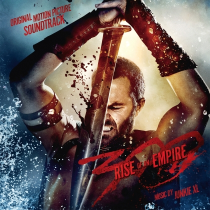 Junkie XL - 300 Rise Of An Empire - OST (Music On Vinyl, Limitiert, Gatefold, 2021 Reissue, Red Vinyl, 2 LPs)