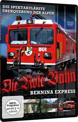 Die rote Bahn - Bernina-Express