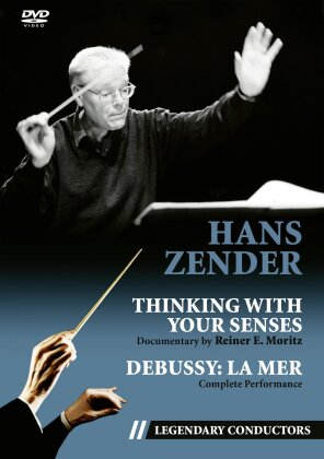 Hans Zender - Thinking with your Senses - Debussy: La Mer - Complete Performance (Legendary Conductors)