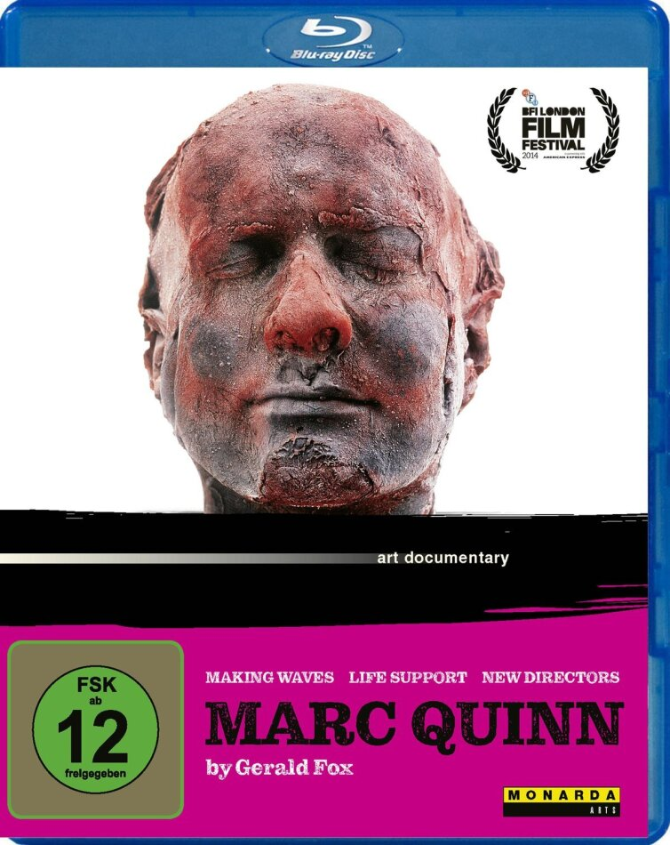 Marc Quinn - Making Waves / Life Support / New Directors