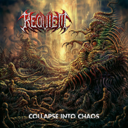 Requiem - Collapse Into Chaos (Digipack)