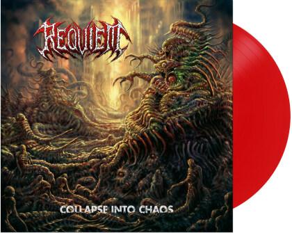 Requiem - Collapse Into Chaos (Red Vinyl, LP)