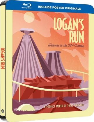 La fuga di Logan (1976) (Steelbook)