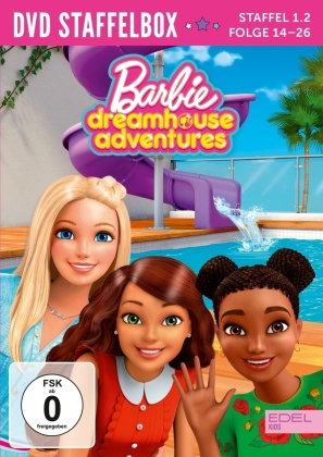 Barbie Dreamhouse Adventures - Staffel 1.2 - Folge 14-26 (2 DVDs)