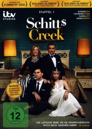 Schitt's Creek - Staffel 1 (2 DVDs)