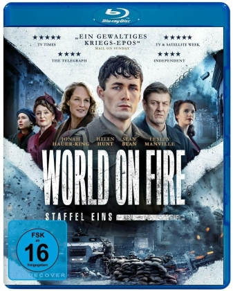 World On Fire - Staffel 1 (2 Blu-rays)