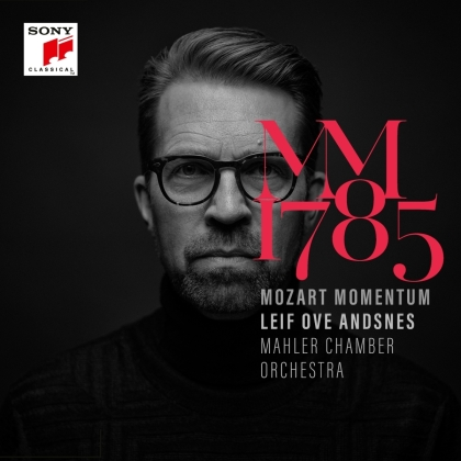 Mahler Chamber Orchestra, Wolfgang Amadeus Mozart (1756-1791) & Leif Ove Andsnes - Mozart Momentum - 1785 (2 CDs)
