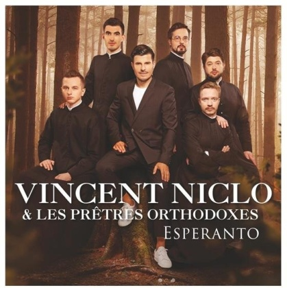 Vincent Niclo & Les Prêtres Orthodoxes - Esperanto (2021 Reissue, CD + DVD)