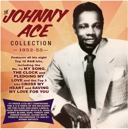 Johnny Ace - Collection 1952-55