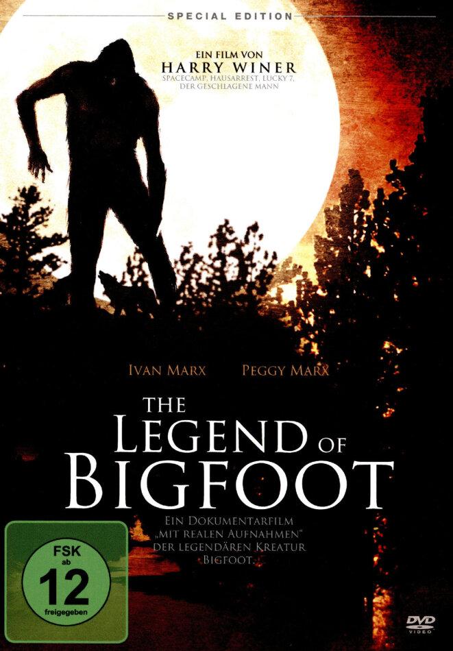 The Legend of Bigfoot (1976) (Neuauflage)