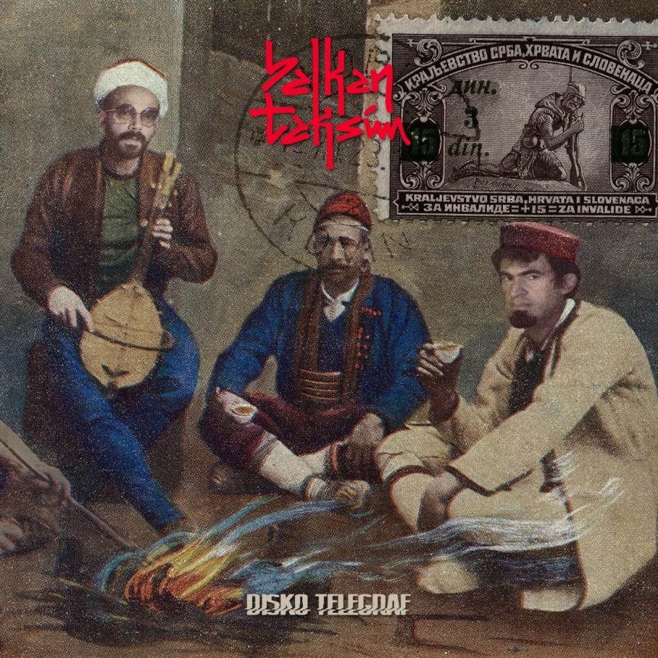 Balkan Taksim - Disko Telegraf