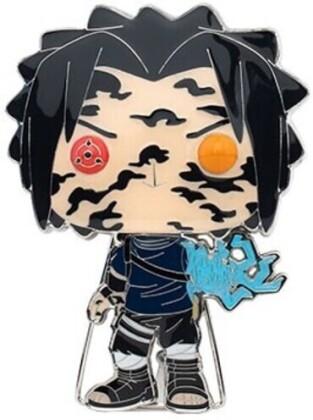 Funko Pop! Pins: - Naruto - Sasuke (Curse Mark)