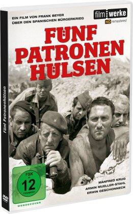 Fünf Patronenhülsen (1960)