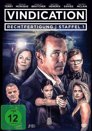 Vindication - Rechtfertigung - Staffel 1 (2 DVDs)