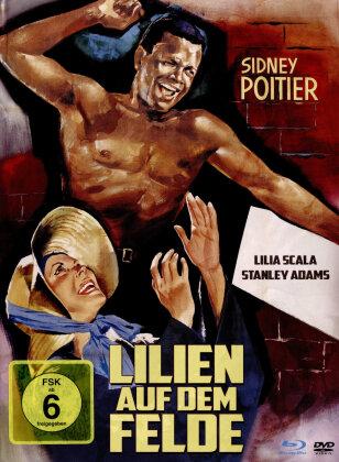 Lilien auf dem Felde (1963) (Limited Edition, Mediabook, Blu-ray + DVD)