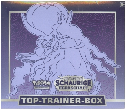 Pokémon (Sammelkartenspiel) - PKM SWSH06 Top-Trainer Box DE