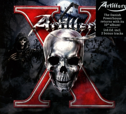Artillery - X (Digipack, Limited Edition)