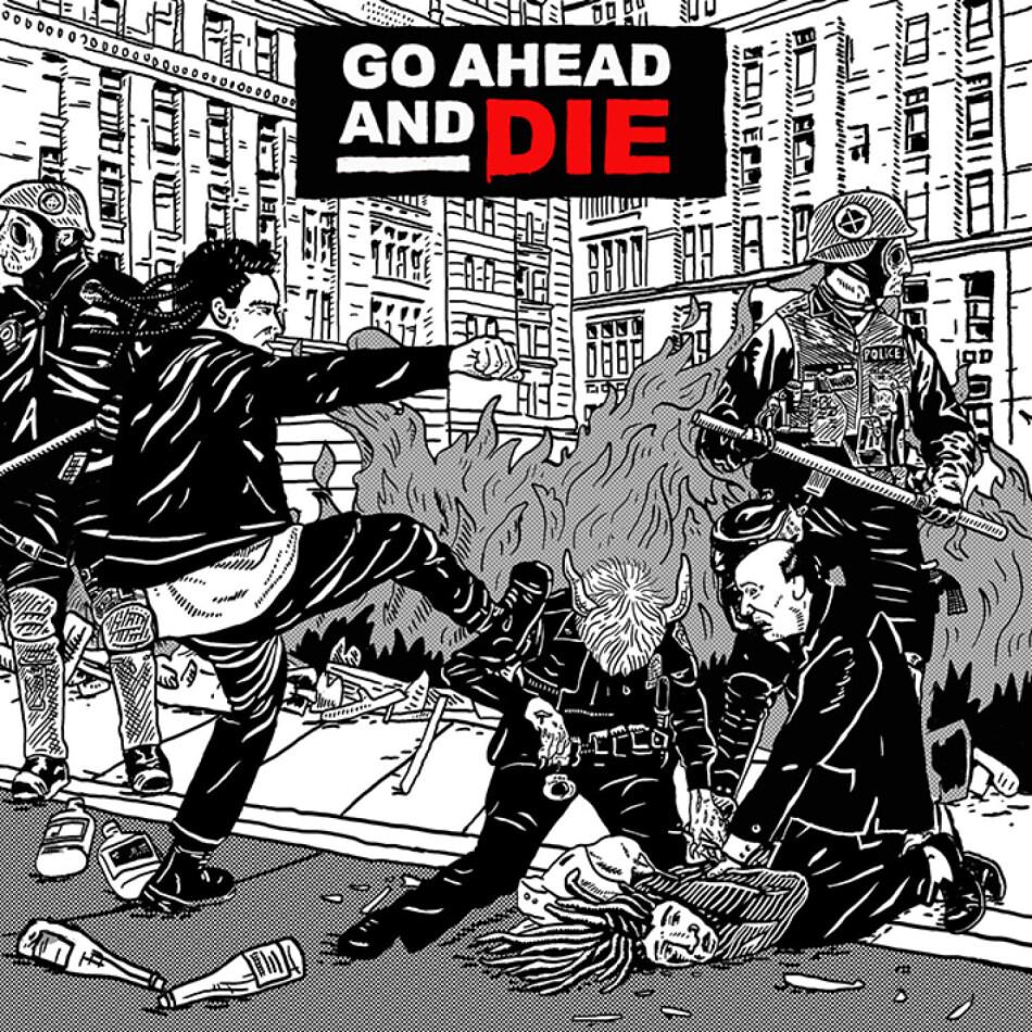 Go Ahead And Die (Max Cavalera) - ---