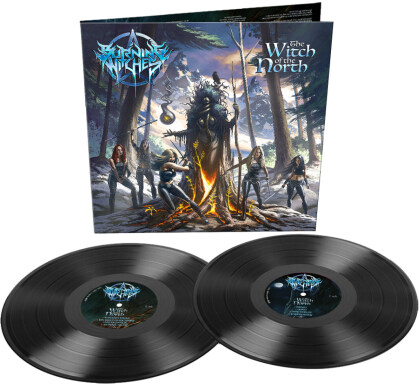 Burning Witches - The Witch Of The North (Gatefold, 2 LPs)
