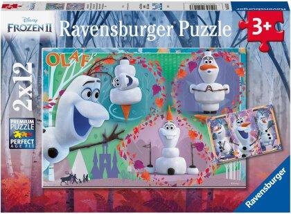 Alle lieben Olaf