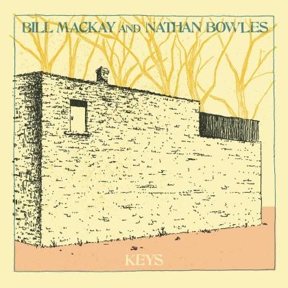 Billy Mackay & Nathan Bowles - Keys (LP)