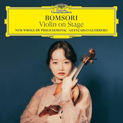 Bomsori Kim - Violin On Stage