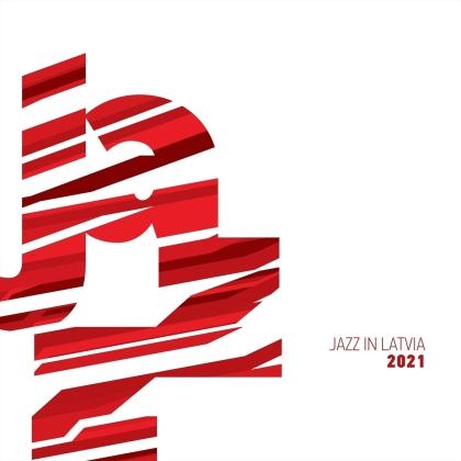 Jazz In Latvia 2021 (2 CDs)