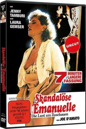 Skandalöse Emanuelle - Die Lust am zuschauen (1986) (Uncut)