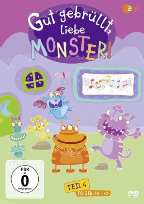 Gut Gebrüllt, liebe Monster! - Teil 4