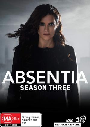 Absentia - Season 3 (3 DVD)