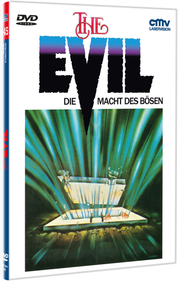 The Evil - Die Macht des Bösen (1978) (Cover A, Limited Edition, Mediabook, Blu-ray + DVD)