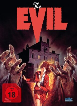 The Evil - Die Macht des Bösen (1978) (Cover B, Limited Edition, Mediabook, Blu-ray + DVD)