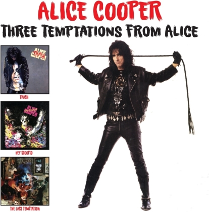 Alice Cooper - Three Temptations From Alice (2 CDs)