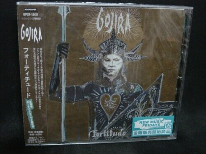 Gojira - Fortitude (+ Bonustrack, Japan Edition)