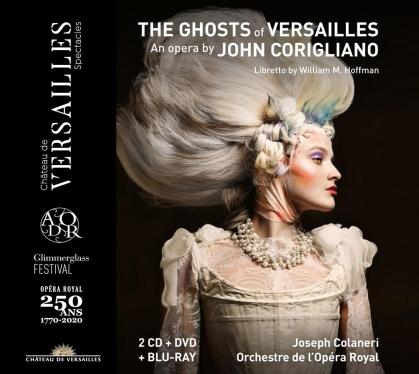 Orchestre de l'Opera Royal, John Corigliano (*1938) & Joseph Colaneri - The Ghosts Of Versailles