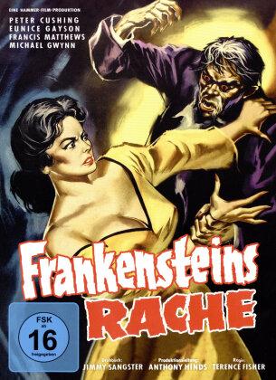 Frankensteins Rache (1958) (Cover C, Hammer Edition, Limited Edition, Mediabook)