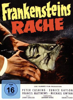 Frankensteins Rache (1958) (Cover B, Hammer Edition, Limited Edition, Mediabook)