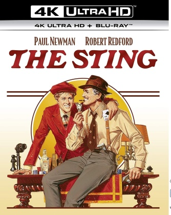 The Sting (1973) (4K Ultra HD + Blu-ray)