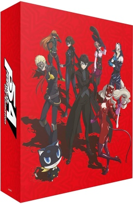 Persona 5: The Animation - Vol. 1 (Limited Collector's Edition, 2 Blu-rays)